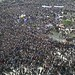Hundreds of Thousands in Tahrir Square