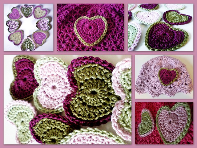 Perfect Crochet Heart - Filling you with love Crochet ...