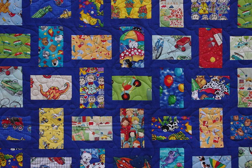 Quilts on Bastings: I Spy Quilt