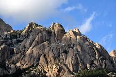 Punta di u Corbu et Teghje Liscie, hauts lieux de l'escalade à Bavella