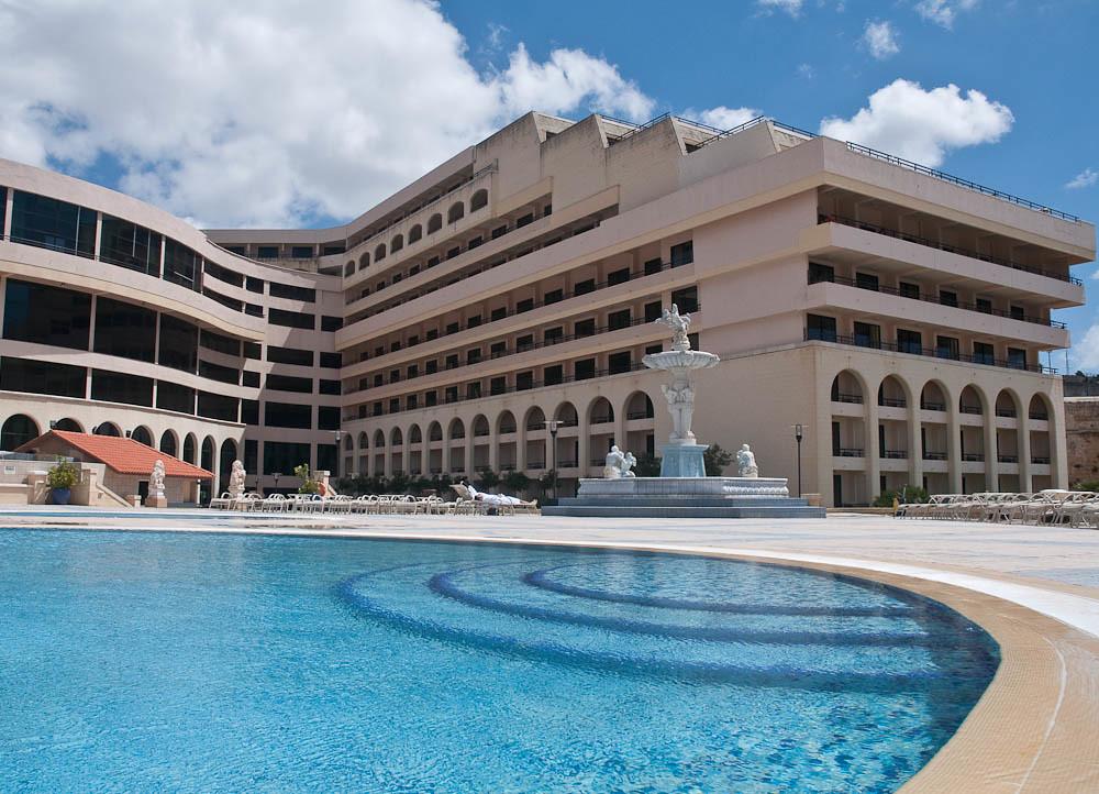 Grand Hotel Excelsior, Valletta