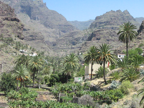 Barranco Gomera