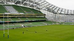The Aviva Stadium - Lansdowne Road, Dublin