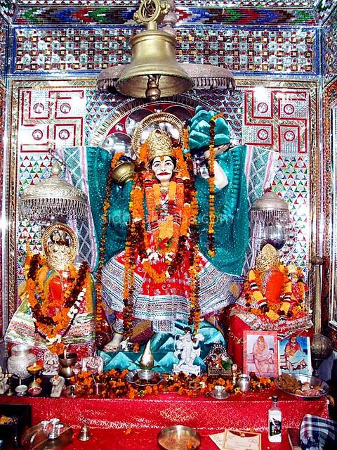 Chant Mantra of Lord Hanuman