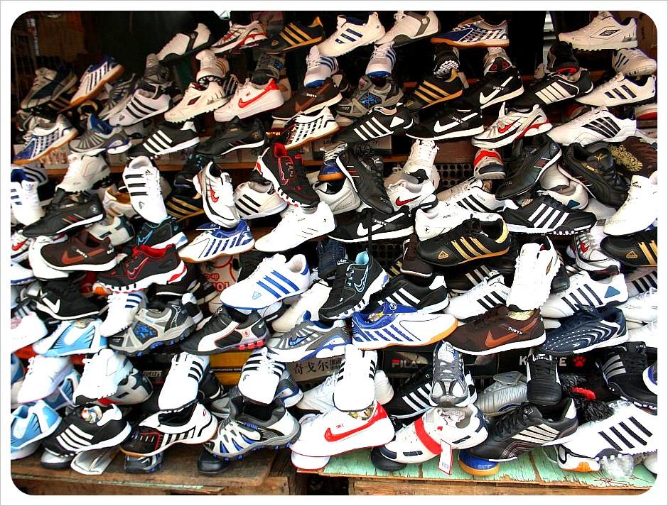 Market shoes
