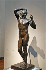 L'Age d'airain d'Auguste Rodin (Musée des Beaux-Arts de Lyon)