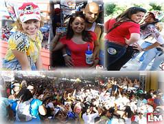 Cierre del Carnaval Vegano 2011.