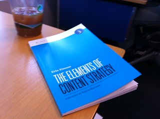 Elements of Content Strategy - unwrapped