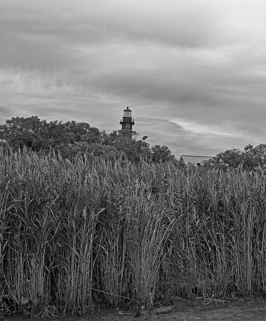"""Outer Banks - Stormy Lighthouse - """"Show Me The Way"""""""