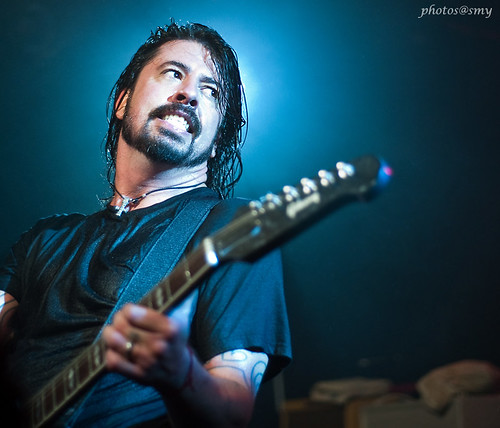 Foo Fighters @ Dingwalls