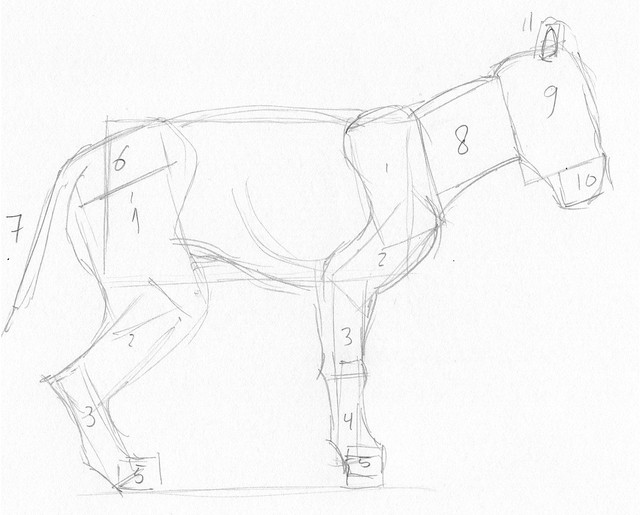 jack hamm how to draw animals