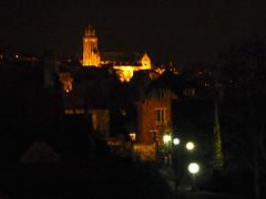 Cathédrale Saint-Maclou. Pontoise.