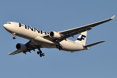 Finnair - Airbus A330-300 - OH-LTO - John F. Kennedy International Airport (JFK) - March 11, 2011 2 334 RT CRP
