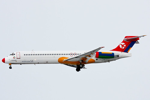Danish Air Transport - OY-JRU - McDonnell Douglas MD-87 (DC-9-87)