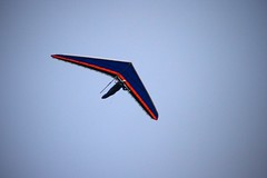 Hang Glider in the Sky (1)
