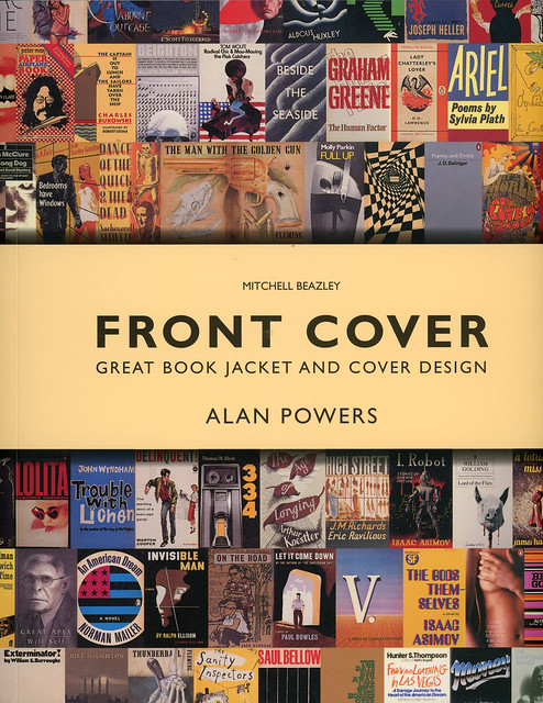 Front Cover: Great Book Jacket and Cover Design Alan Powers
