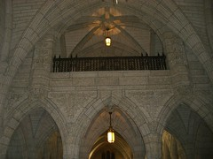 abbey, symmetry, arch, building, cathedral, monastery, architecture, vault,