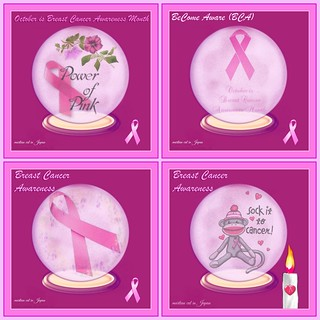 October is Breast Cancer Awareness (BCA) Month