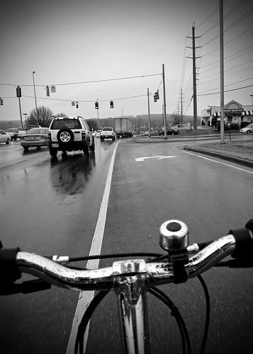 wet commute