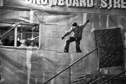Winter X Games 15 - Snowboard Street