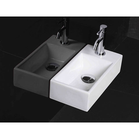 Small Cloakroom Basin Flickr - Photo Sharing!