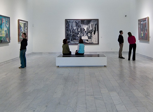 Hall of Las Meninos in Museum of Pablo Picasso in Barcelona by Cea., on Flickr