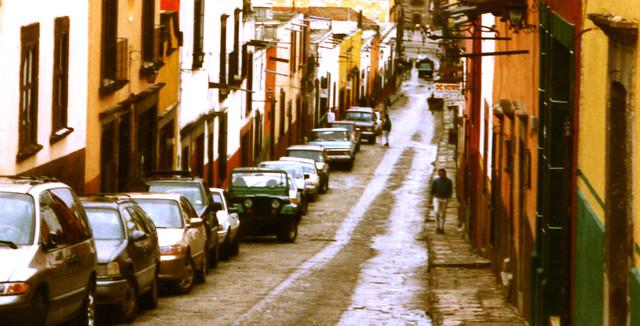 San Miguel de Allende, Mexico (2000)