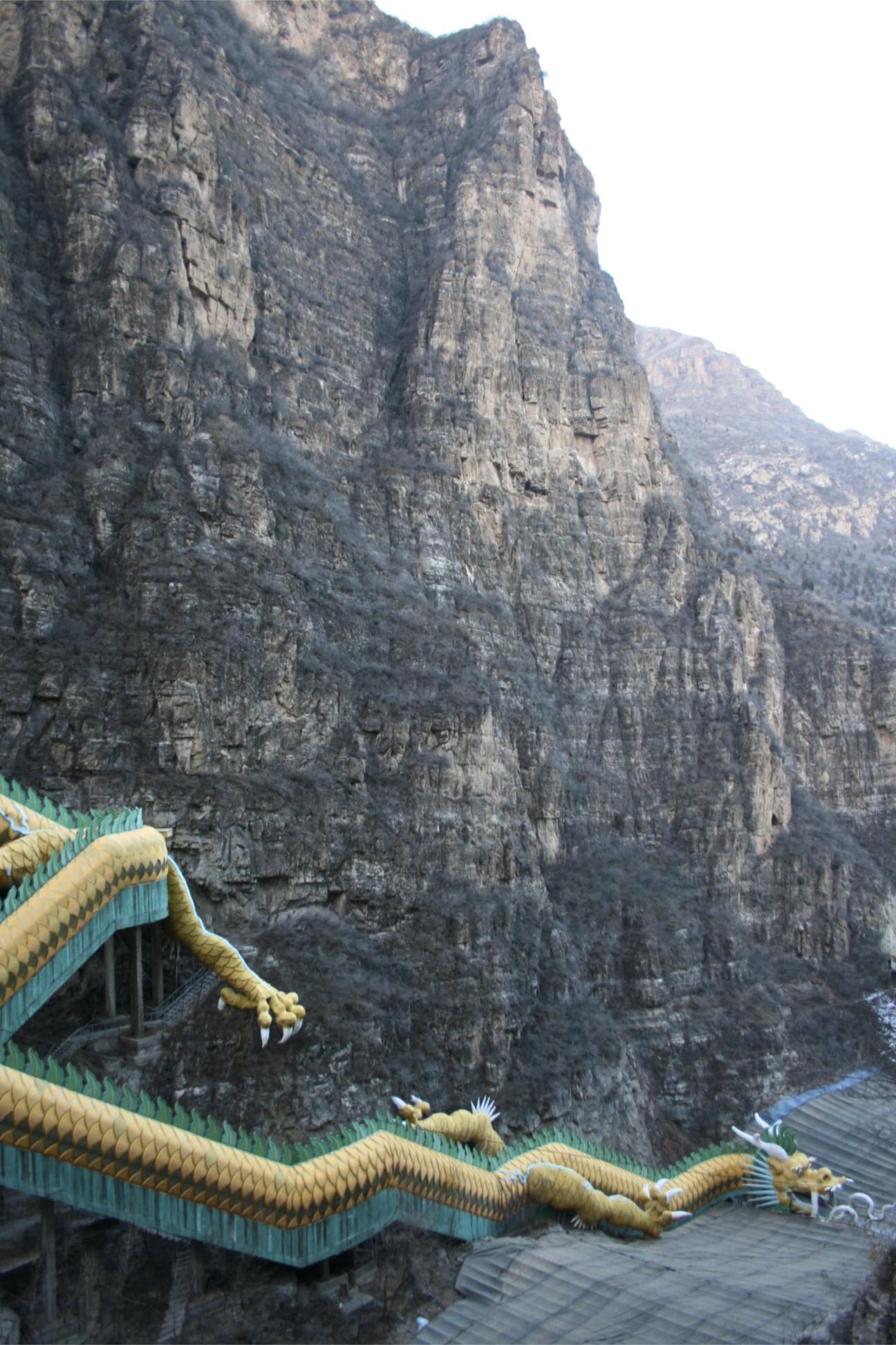 Dragon escalator