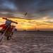 Pismo Beach Sunset by eeetthaannn