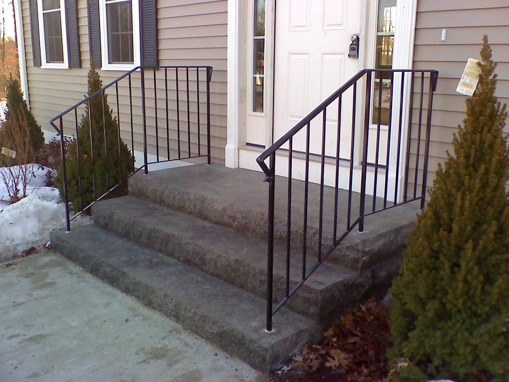 Granite Steps Means Precast
