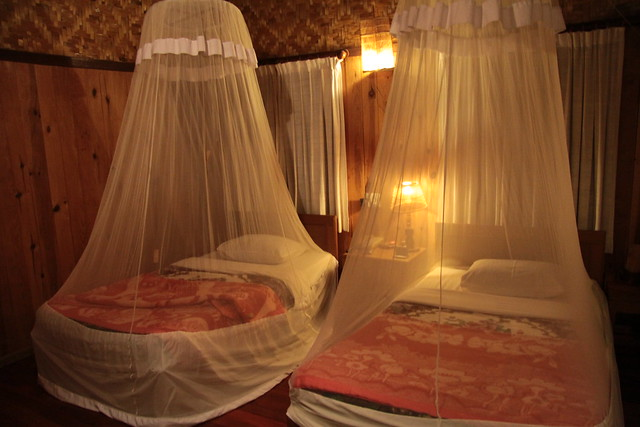 Interior, Guest Bungalow, Hu Pin Hotel, Inle Lake, Myanmar, 2011