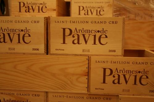 Château Pavie, Saint-Émilion