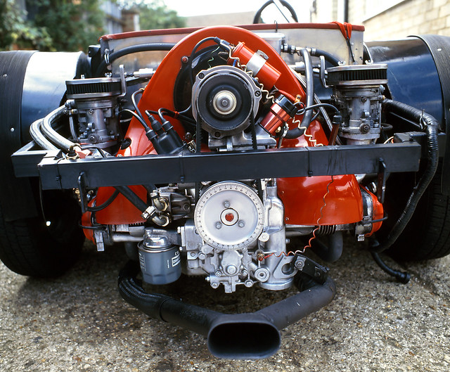 Vw Type 4 2056 Cc Engine Fitted In Rsk Spyder 718 Replicar