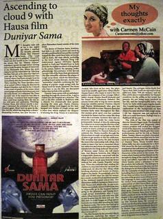 2011-1-29-Weekly Trust-column-Duniyar Sama