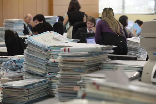 Censo mostra que volume de trabalho diário supera jornada para 84% dos magistrados