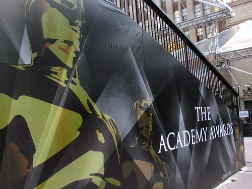 Event venues for an academy awards party