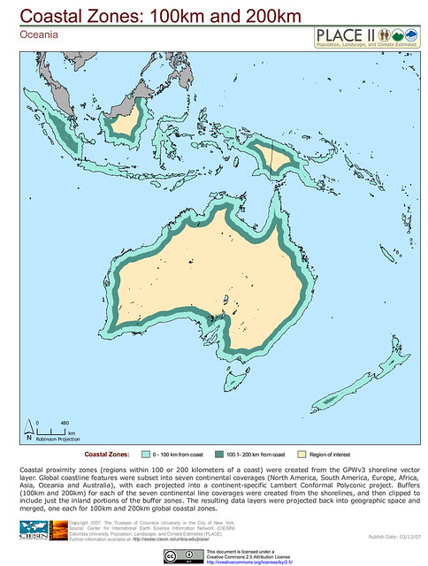 Oceania Definition Meaning