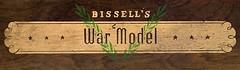 """Bissell """"War Model"""" Floor Sweeper"""