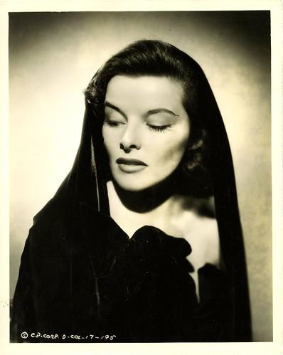 Katharine Hepburn by ondiraiduveau