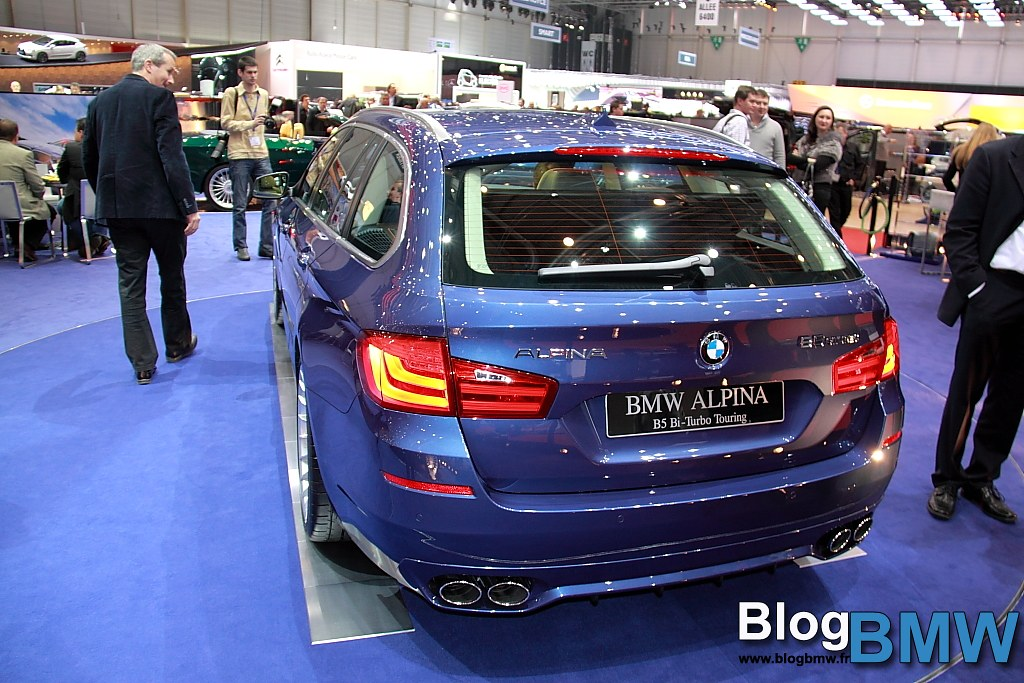 gen ve alpina b5 biturbo touring. Black Bedroom Furniture Sets. Home Design Ideas