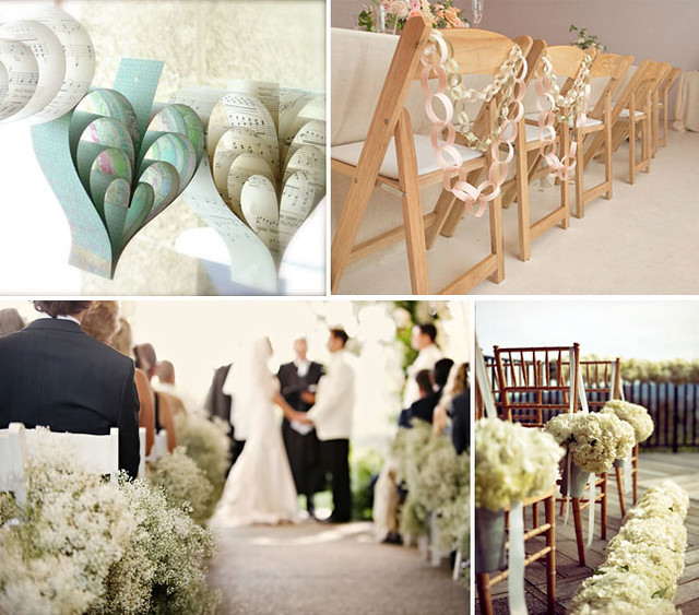 Aisle Decor Ideas for Your Wedding Ceremony Venue