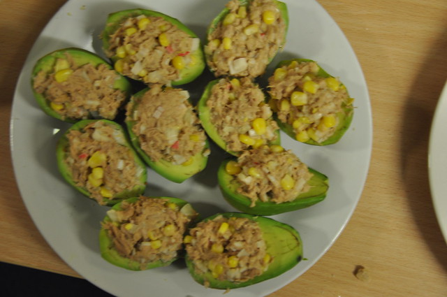 Avocado and Tuna | Flickr - Photo Sharing!