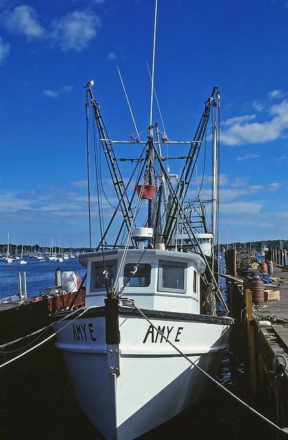 Fishing boat amy e newport ri 1990 flickr photo sharing for Fishing newport ri