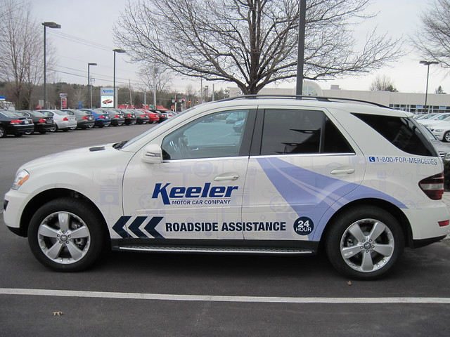 Keeler mercedes benz roadside assistance suv 001 flickr for Keeler motor car company