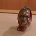 Head of Nitta Yoshisada - 19th Century - netsuke - Raymond and Frances Bushell Collection - LACMA