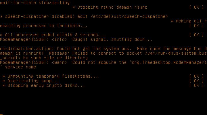 Ошибка при установке Ubuntu 14.04