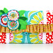pop garden clutch by lemon tree studio