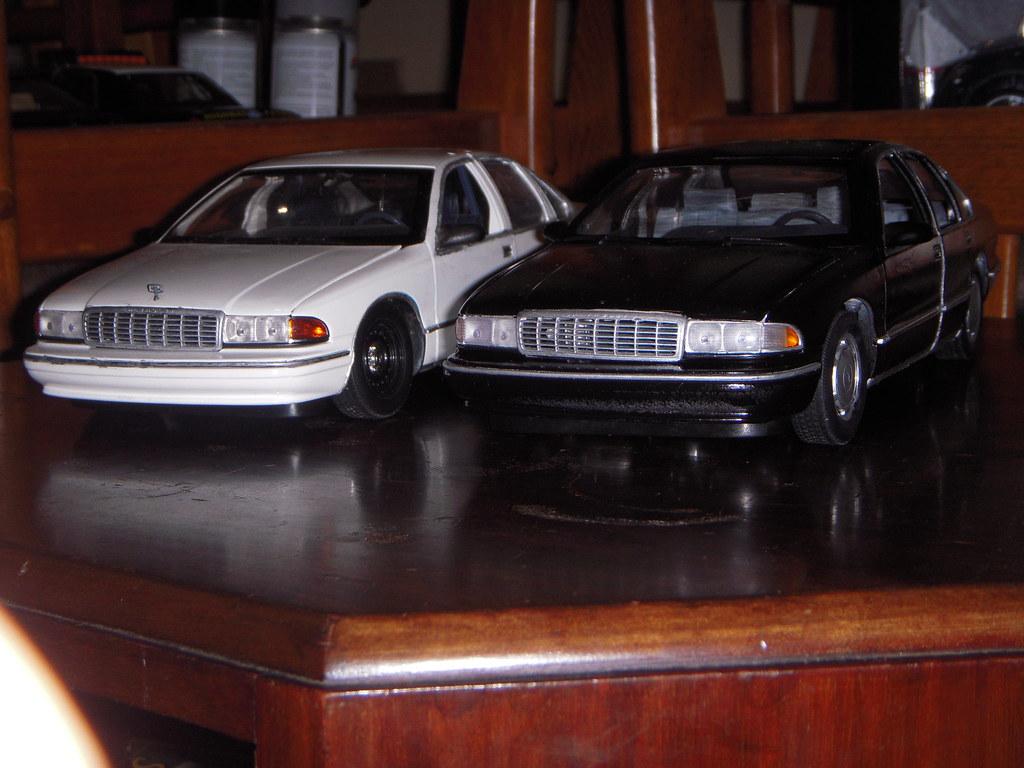 All Chevy 96 chevrolet caprice : Sedan » 1996 Chevrolet Caprice Sedan - Old Chevy Photos Collection ...