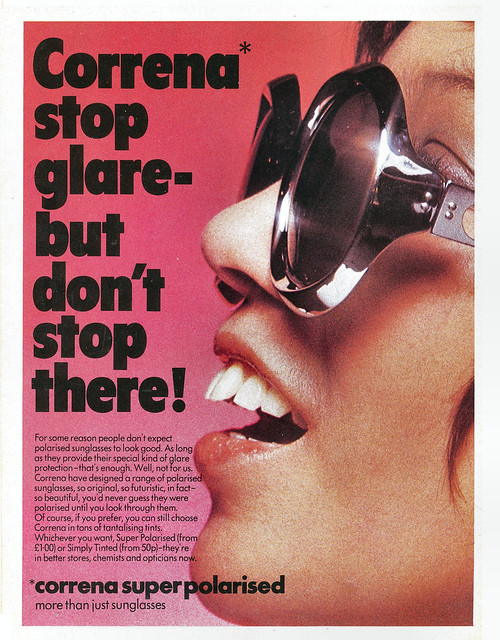 Corrina Polarised Sunglasses Ad 1971