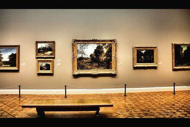Gallery Bench